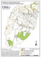 SMCMA Chilean Needle Grass distribution
